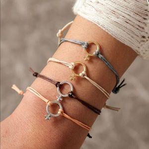 3/$20 Thread Bracelet Set Of 4